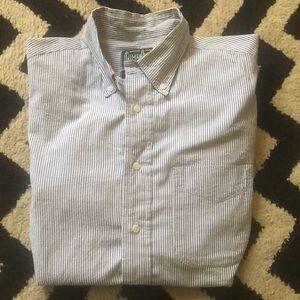 Gitman brothers long sleeve vintage size m shirt